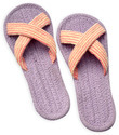 Cotton Flip-flops Without Backing