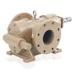 Rotary Pump Double Helical Gears Oil Pump