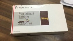 Afinitor 10 mg, For Hospital, Treatment: Cancer