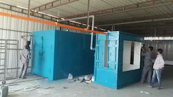 Aluminum Profile Powder Coating Plant
