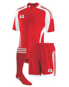 Stylish Soccer Uniform