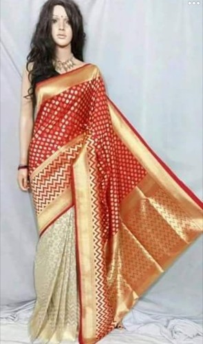 Opara silk saree