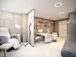 clinic interior designing services in india