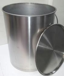 Stainless Steel Drums
