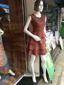Brown One Piece Dress