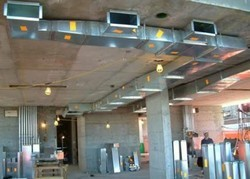 Ducting Construction And Manpower
