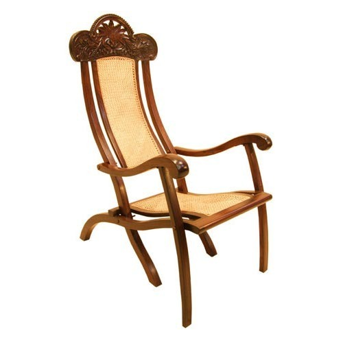 Brown Standard Antique Rosewood Chair - Brown Standard Antique Rosewood Chair, Collectors Corner ID