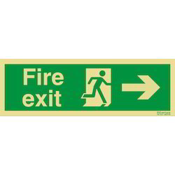Fire Safety Signage