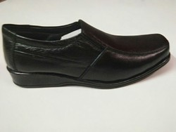 Leather Shoes, Size: 6 To 10