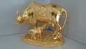 Excelent Golden Cow Calf set