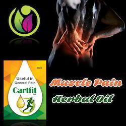 Muscle Pain Herbal Oil