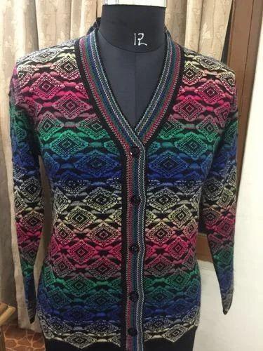 e0a8d775321ca6 Designer Ladies Sweater