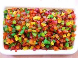 Tutti Frutti (Candied Papaya)