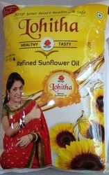 Lohita Sunflower Oil, 2 Litre