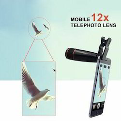 Mobile 12x Zoom Lens