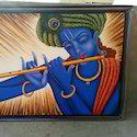 Krishna Mural Painting