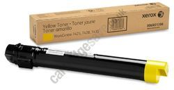 Yellow Toner Cartridge 7425 7428 7435 7525 7530 7535 7545