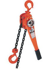 Ratchet Lever Hoist (Link Chain Type)