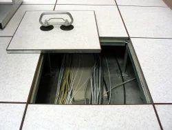 Server Room Raised Flooring