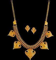 Kalyan Jewellers India Pvt Ltd Service Provider Of Gold Necklace Set Gold Bangles From Navi Mumbai