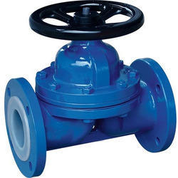 CAST IRON DIAPHRAGM VALVES