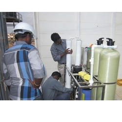 Manual RO Plant AMC Service, For Reverse Osmosis, Capacity: >14 L