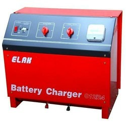 C 12/24 Elak Multi Battery Charger