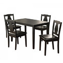 Urban 5 Piece Dining Table Set