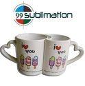 Photo Logo Printing Lover Love Coffee Mug