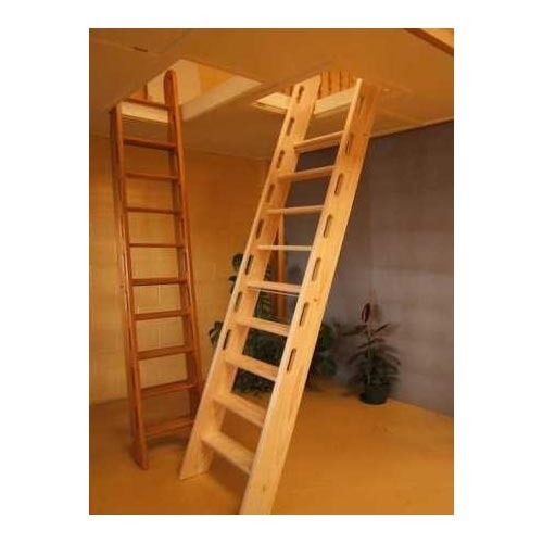 Wooden Loft Ladder सीढियाँ The Maark Trendz Coimbatore
