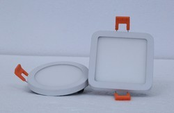 8W Round LED Panel Light Trim