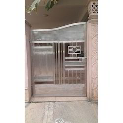 Designer Stainless Steel Main Gate