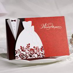 Creative Invitation Card At Rs 20 Piece Invitation Card Id
