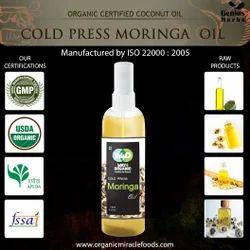 Virgin Cold Pressed Moringa Oil
