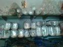 Disposable Silver Plates