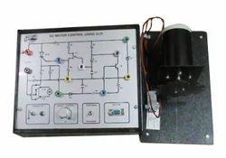 D.C. Motor Control Using SCR