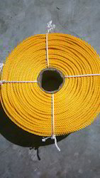 Yellow Polyester Rope