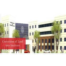 Institutional Land Conversion Services