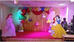 Angel Themed Birthday Party Service