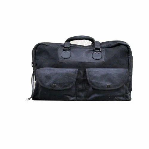 Black Safari Bag at Rs 2400  piece(s)  81943be03a14e