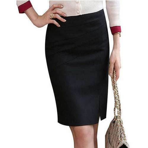 Black Formal Skirt