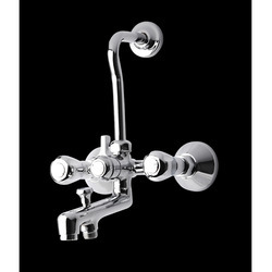 Marine Economy Wall Mixer Telephonic Diverter Spout