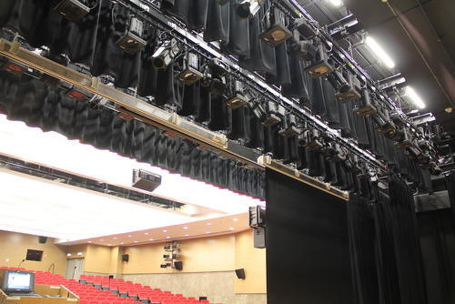 Auditorium Stage Lighting Fixture At Rs