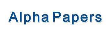 Alpha Carbonless Paper Mfg. Co. Private Limited