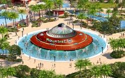 Dance Themed Water Park