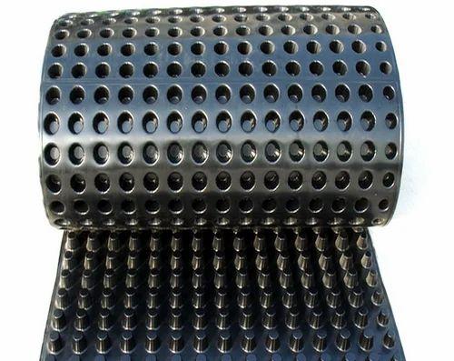 Non Woven Geotextile Dranage Board Thickness 10 0