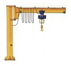 Pillar Crane OR JIB CRANE