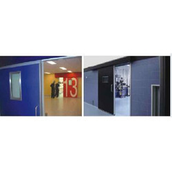 Hermetically Sealed Sliding Doors
