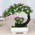 Artificial Bonsai Plant With Pot