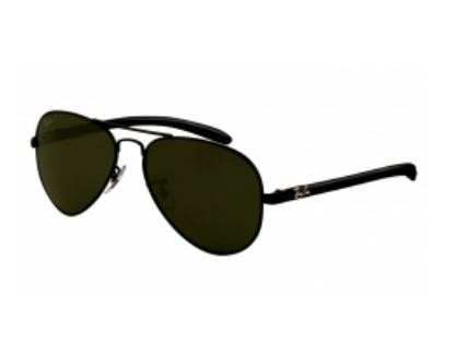 bd4a7f4611 Ray Rayban Tech Aviator Carbon Fibre Sunglass Black at Rs 11866 ...
